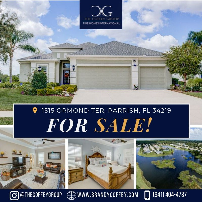 FOR SALE! Beautiful home nestled in Rivers Reach near the