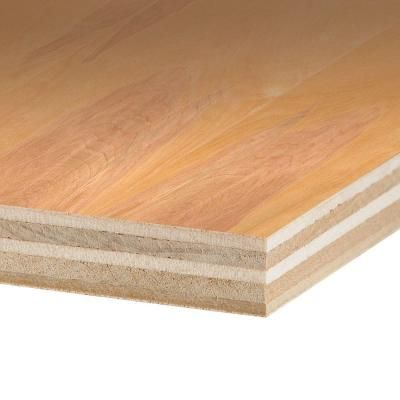 Project Panels Whole Piece Birch Domestic Plywood Price Varies By Size 165921 At The Home Depot Plywood Projects Coffee Table Plans Birch Plywood