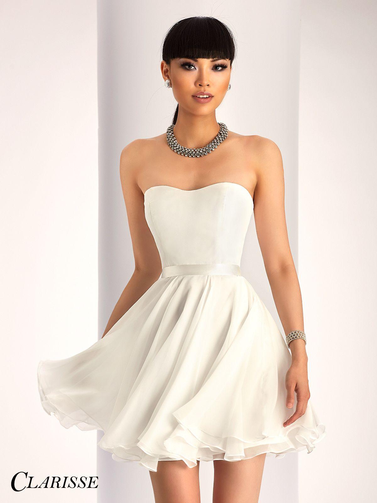 Clarisse Short Formal Dress 3215 - Formal dresses- Homecoming ...