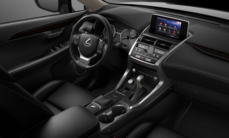 New 2019 Lexus NX interior Lexus nx 200t, Lexus suv