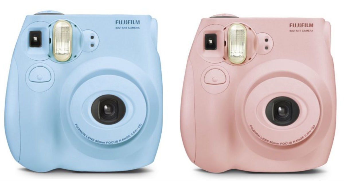 Fujifilm Instax Mini 7s Instant Camera Only 39 Shipped Great