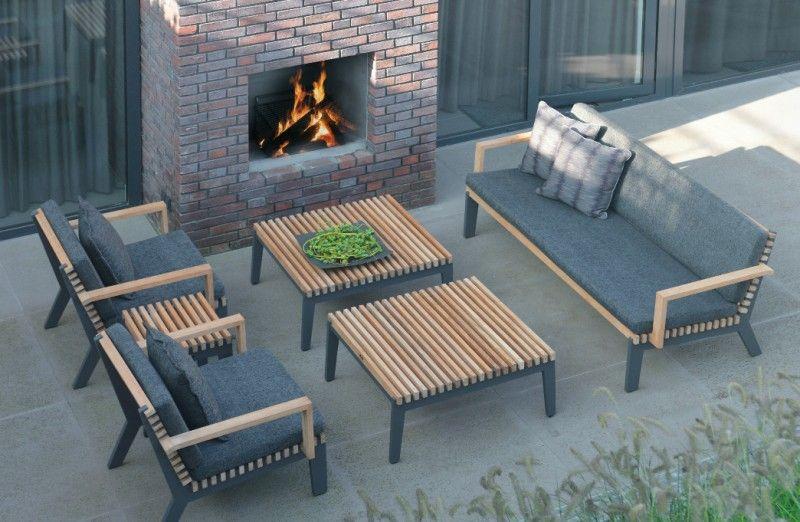 Lounge tuinstoelen bestand   Bestand tegen weer en wind   Comfy cushions   Lounge lawn chairs