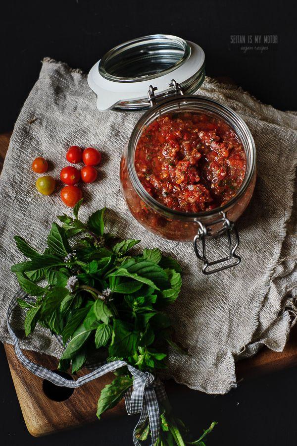 die besten 25 einfache tomatenso e ideen auf pinterest schnelle tomatenso e einfache rezepte. Black Bedroom Furniture Sets. Home Design Ideas