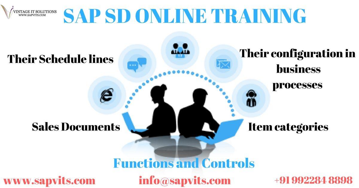 Sap Sd Online Training Courses In Punehyderabadbangalore India