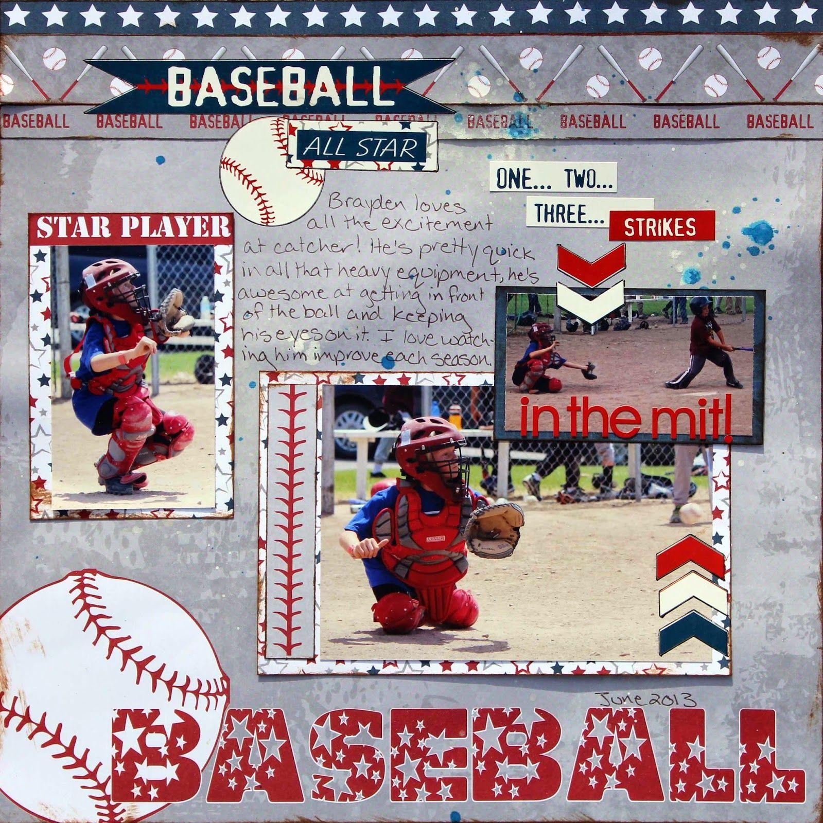 Photo of Baseball w/ Muse Ange