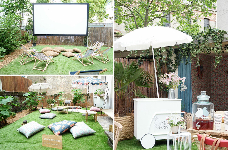 La maison de vacances de My little Paris jardin 3   la maison de ...