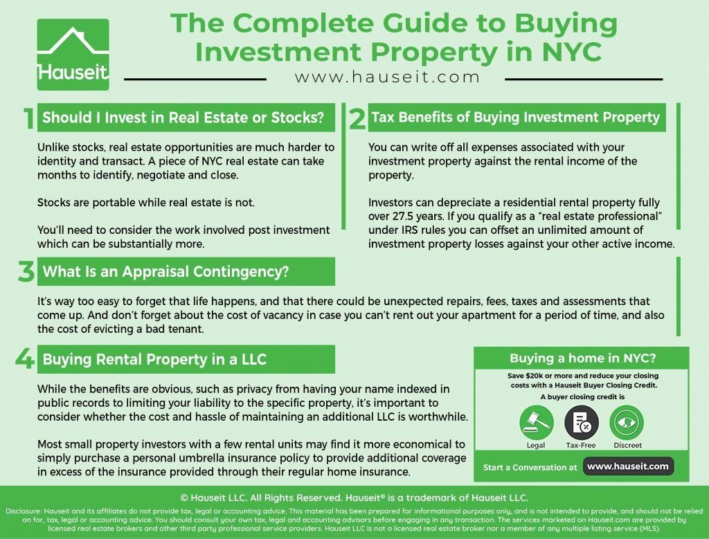 Complete Guide To Buying Investment Property Nyc Hauseit Buying Investment Property Investment Property Investing