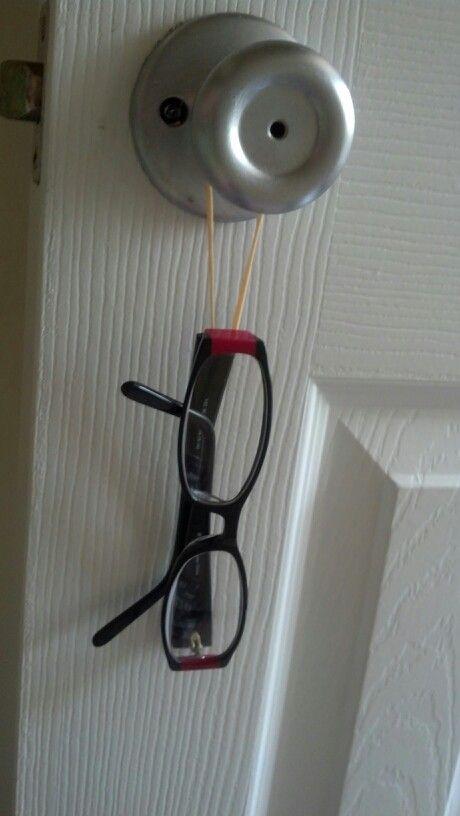 88e652e942 Ways to keep reading glasses handy