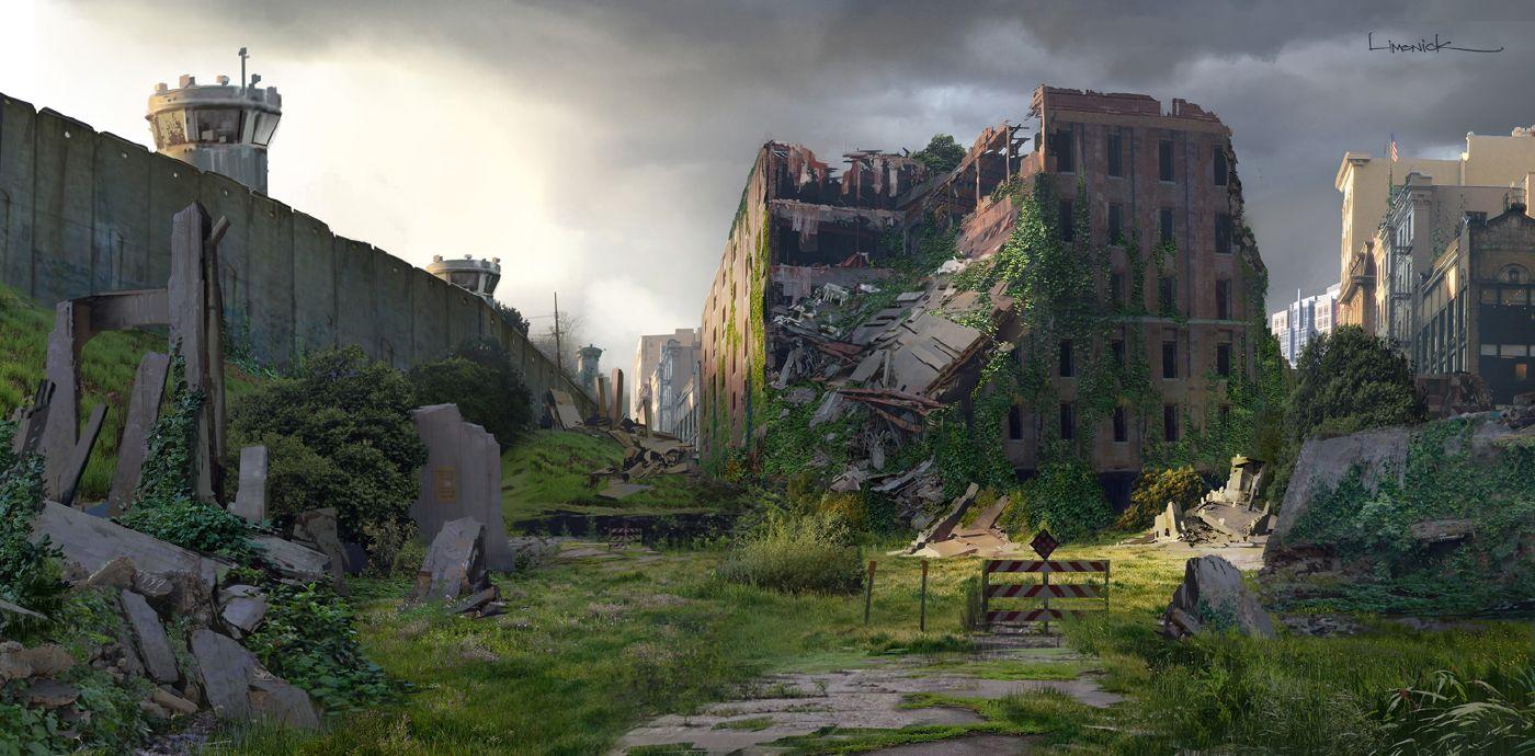 The Last of Us -  Artwork