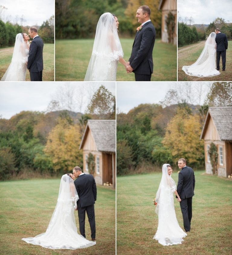 Wedding Hairstyle Nashville: Jonathan Winfield And Liz Tsui : Fall Wedding At Cedarwood