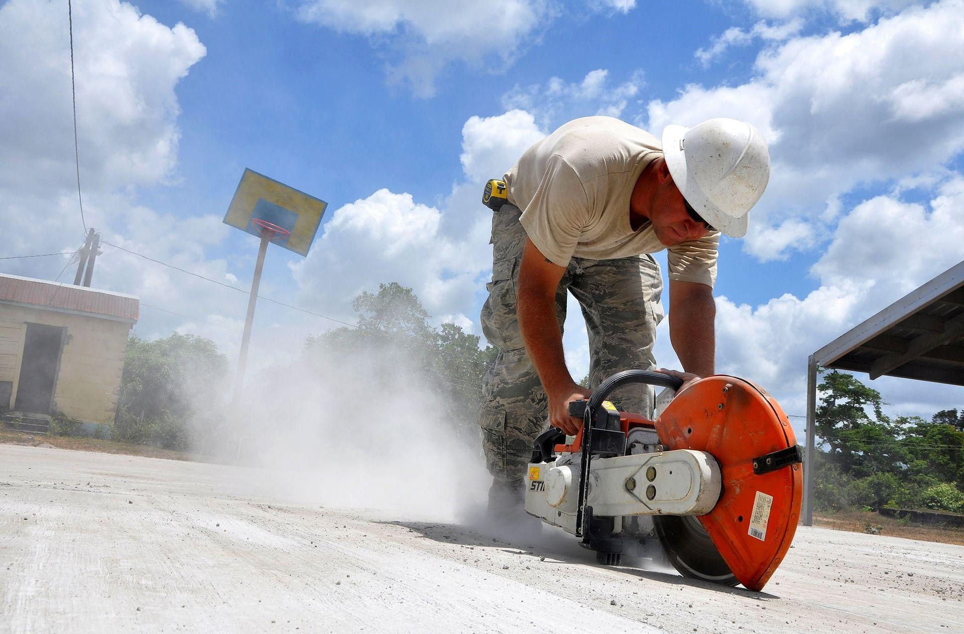 Sthil Hurricane Blade Win In 2020 Concrete Saw Types Of Concrete Concrete Contractor