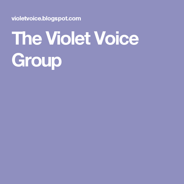 The Violet Voice Group