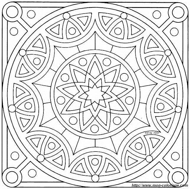 Malvorlagen Mandalas Bild Mandalas Mandalas61a75 001 Muster Malvorlagen Mandala Malvorlagen Ausmalbilder