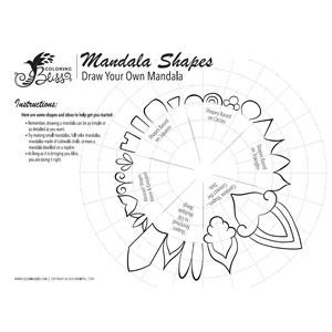 019 Fw D001 Mandala Drawing Drawing Tools Mandala Stencils
