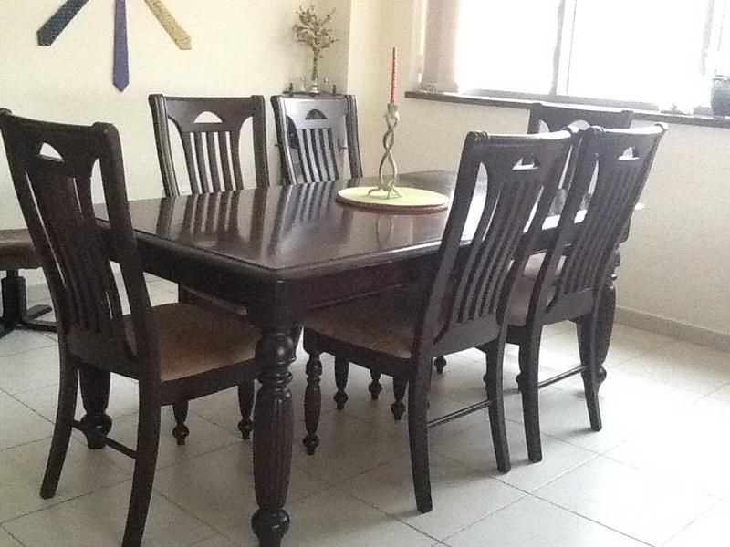 Dubizzle Dubai  Dining Sets Further Reduced For Dining Table Best Dining Room Furniture Dubai Design Ideas