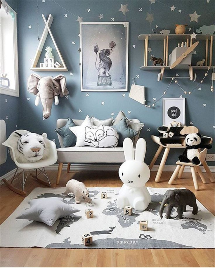 Game Crawling Style Child Room Decoration Mats images