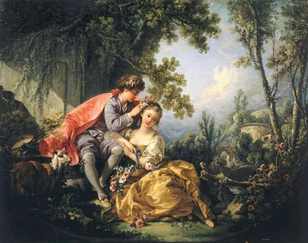 Image result for rococo art boucher rococo period art for Rococo period paintings