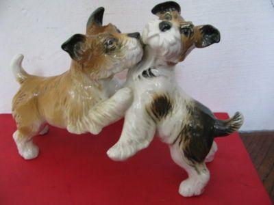 Northern Passages Vintage Dog Dog Art Fox Terrier