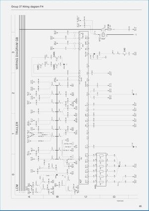 Volvo Trucks and Buses Electrical Wiring Diagram Manual