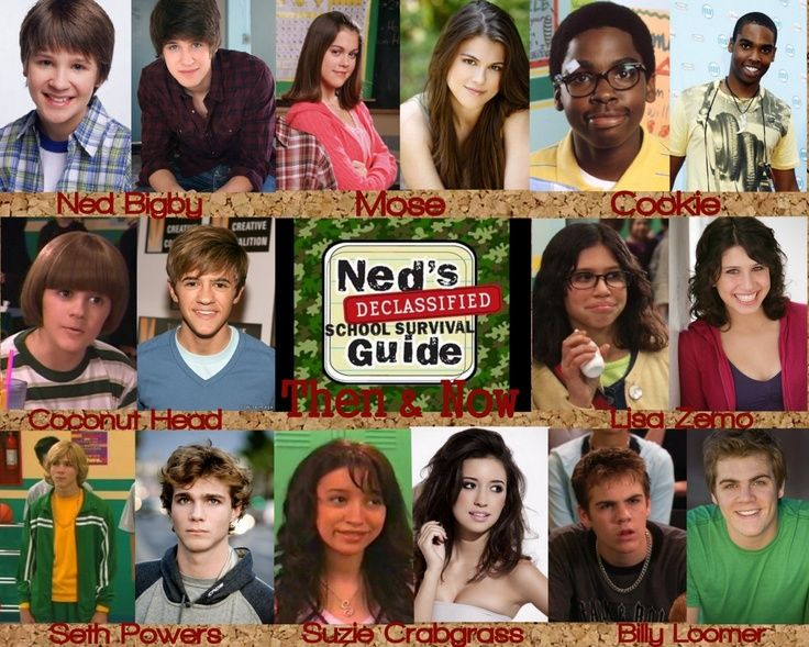 Ned S Declassified School Survival Guide School Survival 90s Tv