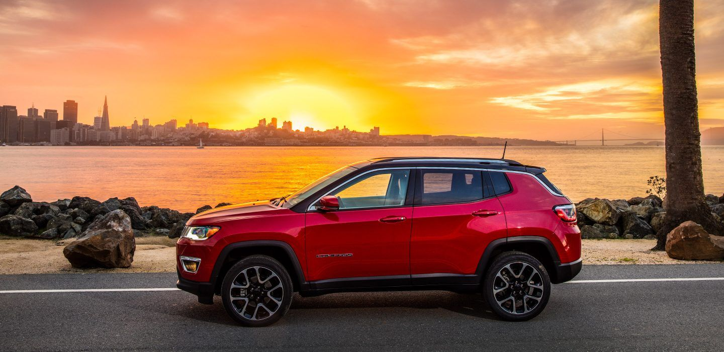 Image Result For Jeep Compass Suv Comparison Jeep Jeep Compass