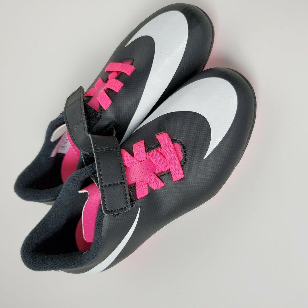 936f2f74c Advertisement(eBay) Nike Girls Kids Soccer Cleats 2 of each Size 10c 11c 12c