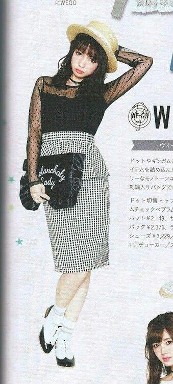 Larme Kei magazine scan                                                       …