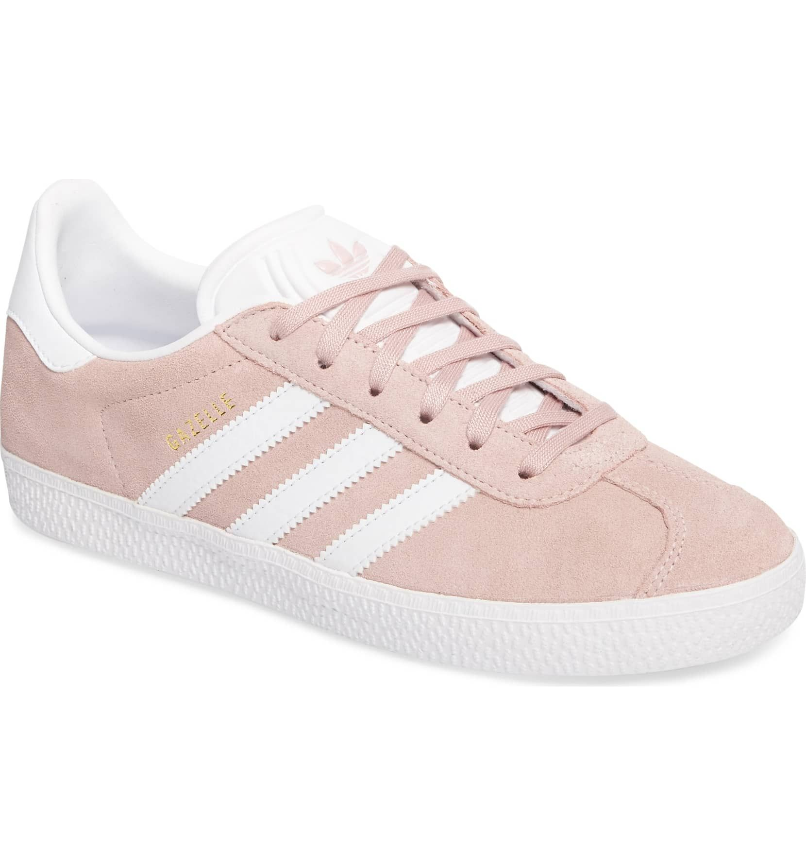 best loved eff0e d4470 Gazelle Sneaker, Main, color, Icy Pink White Gold