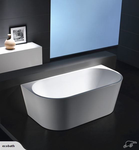 Back To Wall Freestanding Bath 1500 Trade Me 1199 Castlemaine