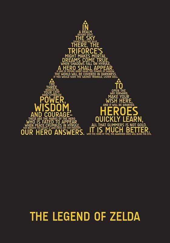 Triforce.