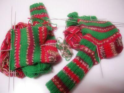 lumiukon mietteitä, joulusukkaa pukkaa