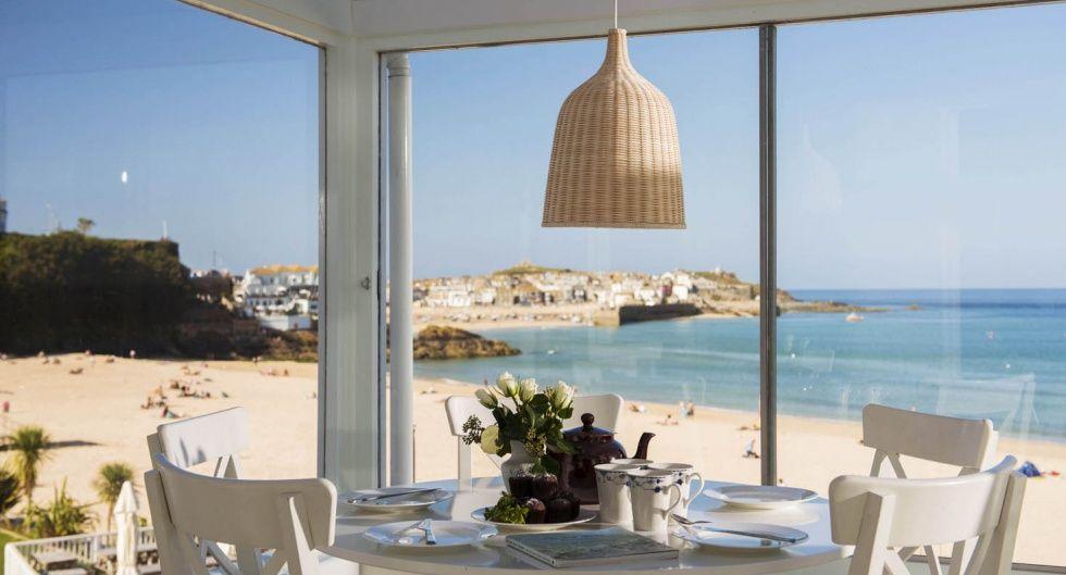 beach house st ives