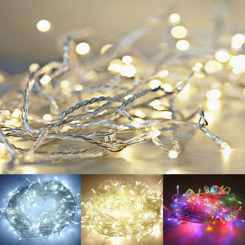 178AUD - 20/30/40 Led Battery Operated Christmas Led String Fairy