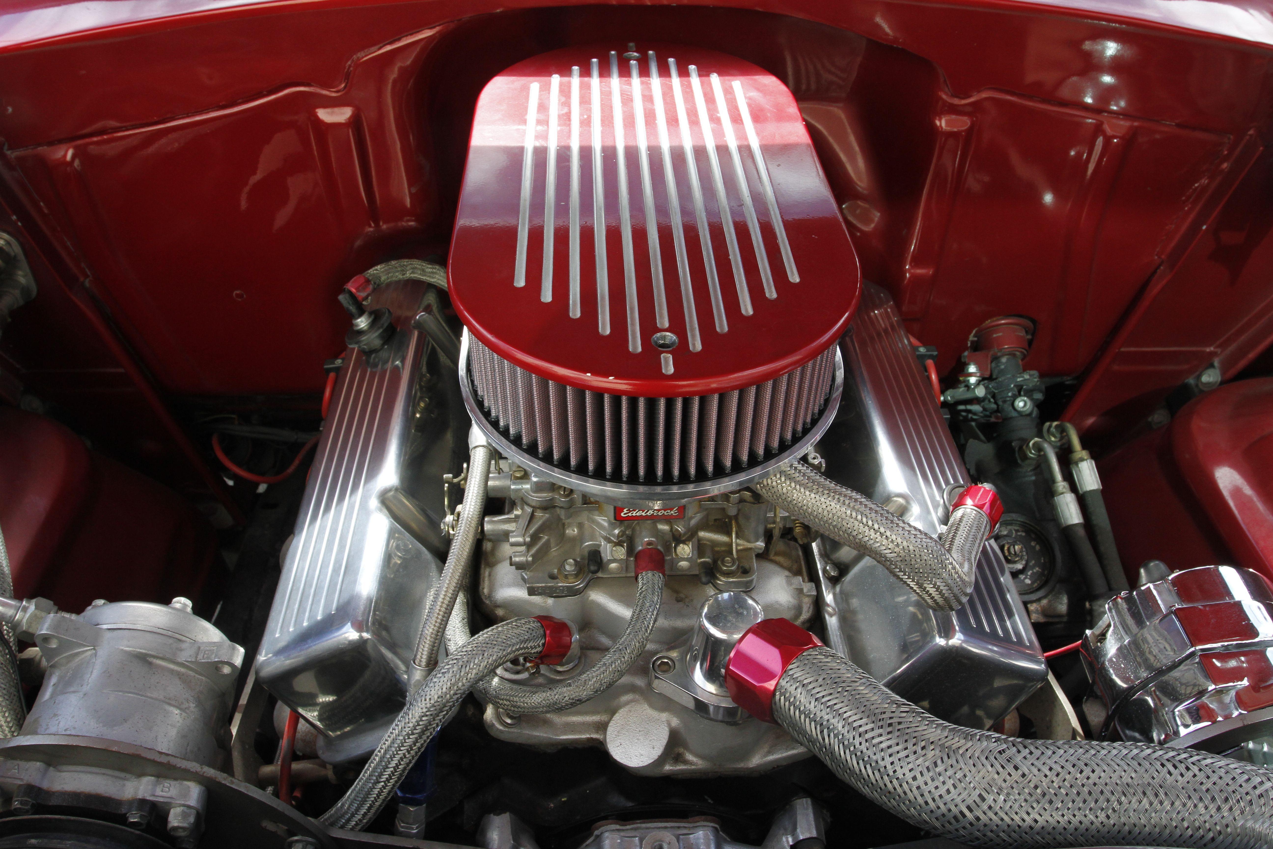 K&N Sportluftfilter Chevrolet Bel Air (With images