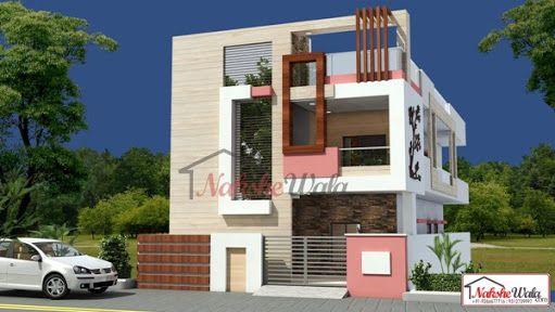 Image Result For Modern Duplex House Duplex House Design House