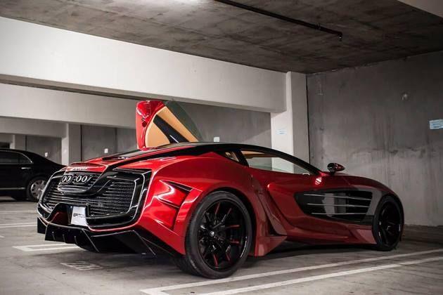 Le Concept Car Lakari Motors Epitome スーパーカー 車