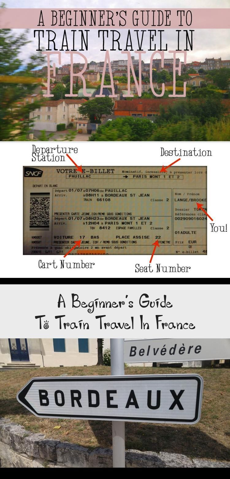 Heading to France? Train is by far the best way to travel