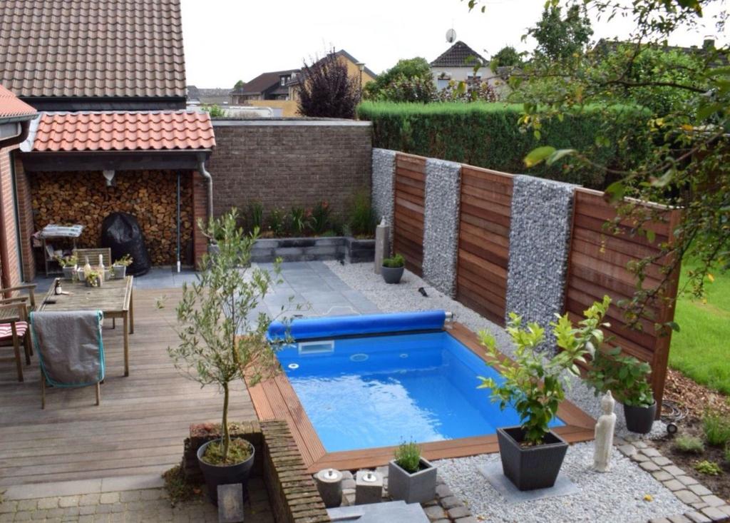 Photo of Pool Selbstbau: Referenzen und Fotos
