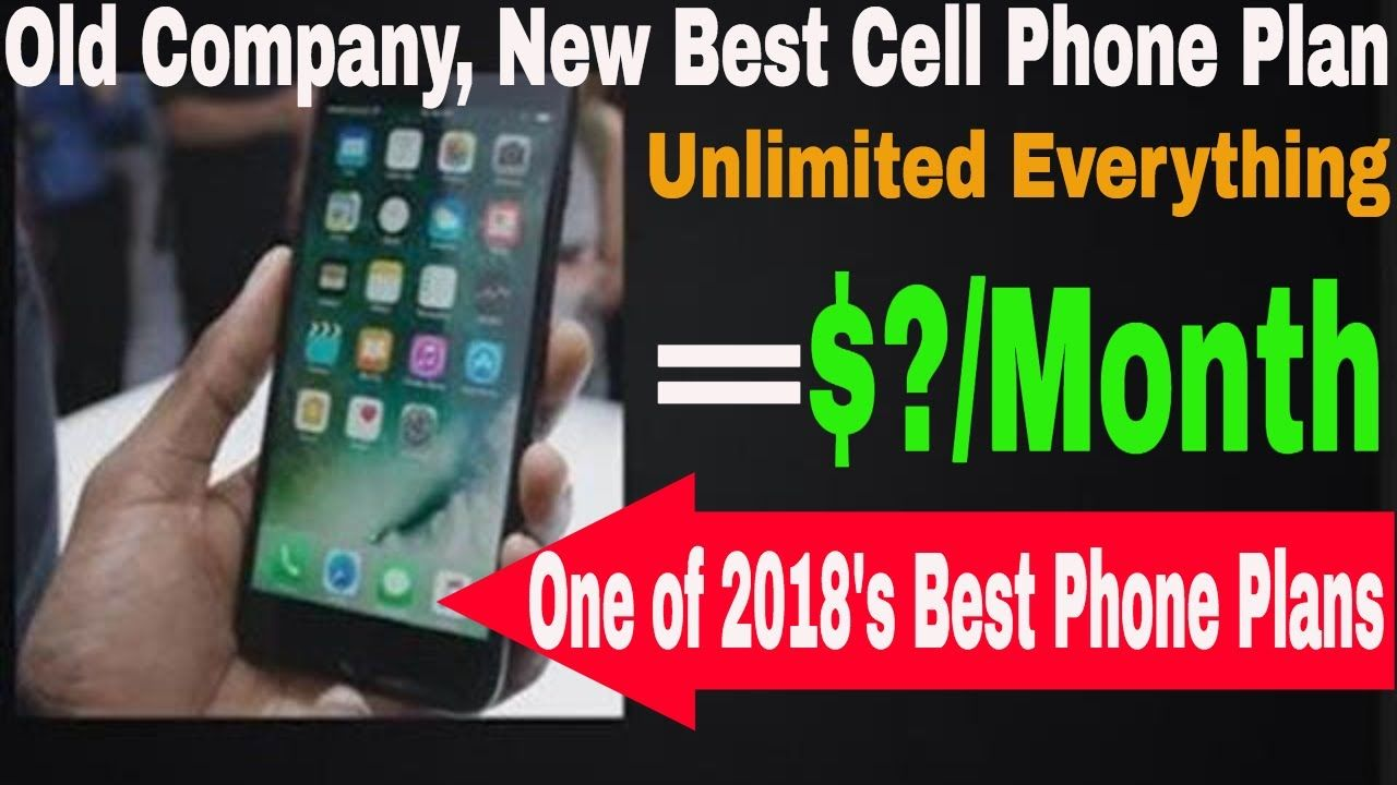 Best Cheap Cell Phone Plan 2018 This Wireless Provider Is