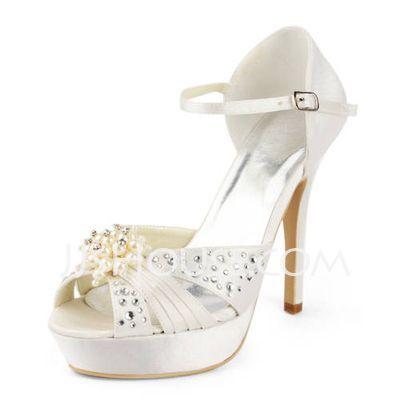 Sapatos para noivas | Casar é um barato