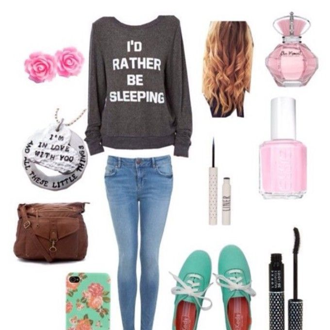Cute outfit for school | Middle School and Summer