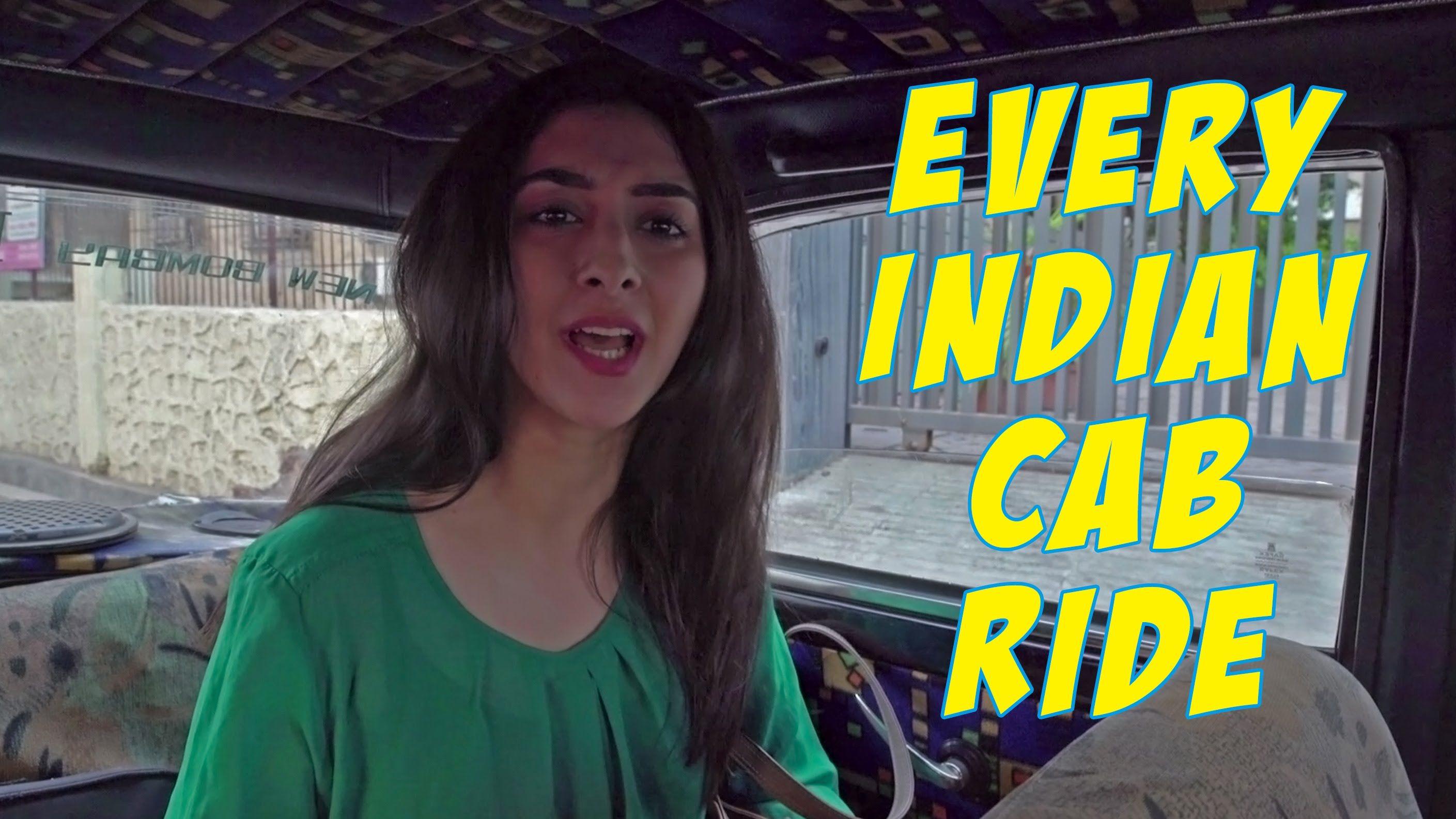 Every indian cab ride ola uber kaali peeli taxi