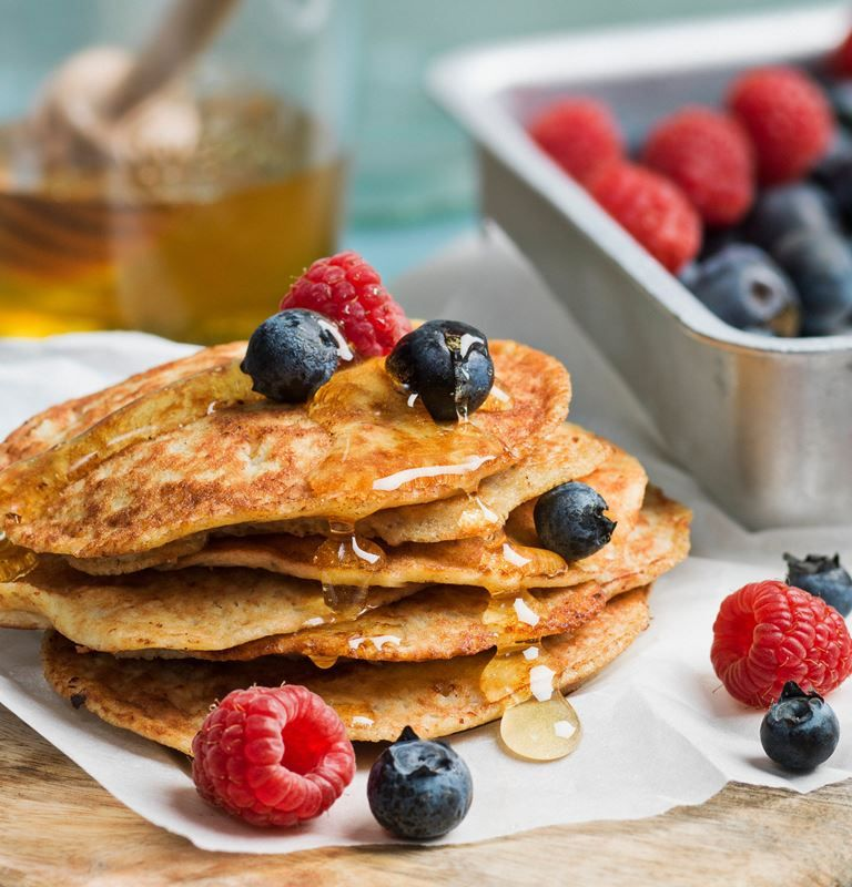 Cottage Cheese Banana Pancakes Recipe With Images Recipes
