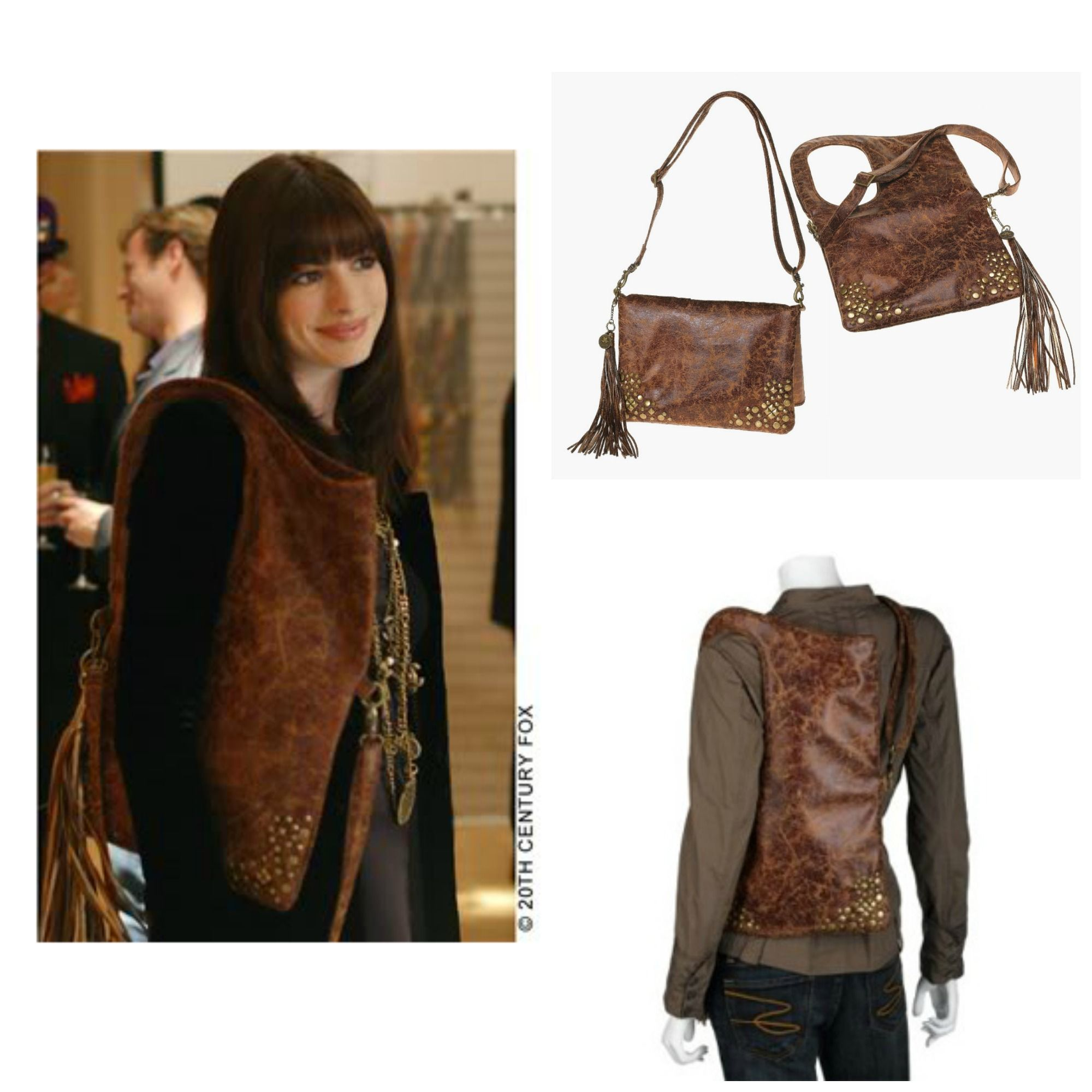"34e07befc86d The LaRue Bag Pattern was inspired by the movie ""The Devil Wears Prada"" and"