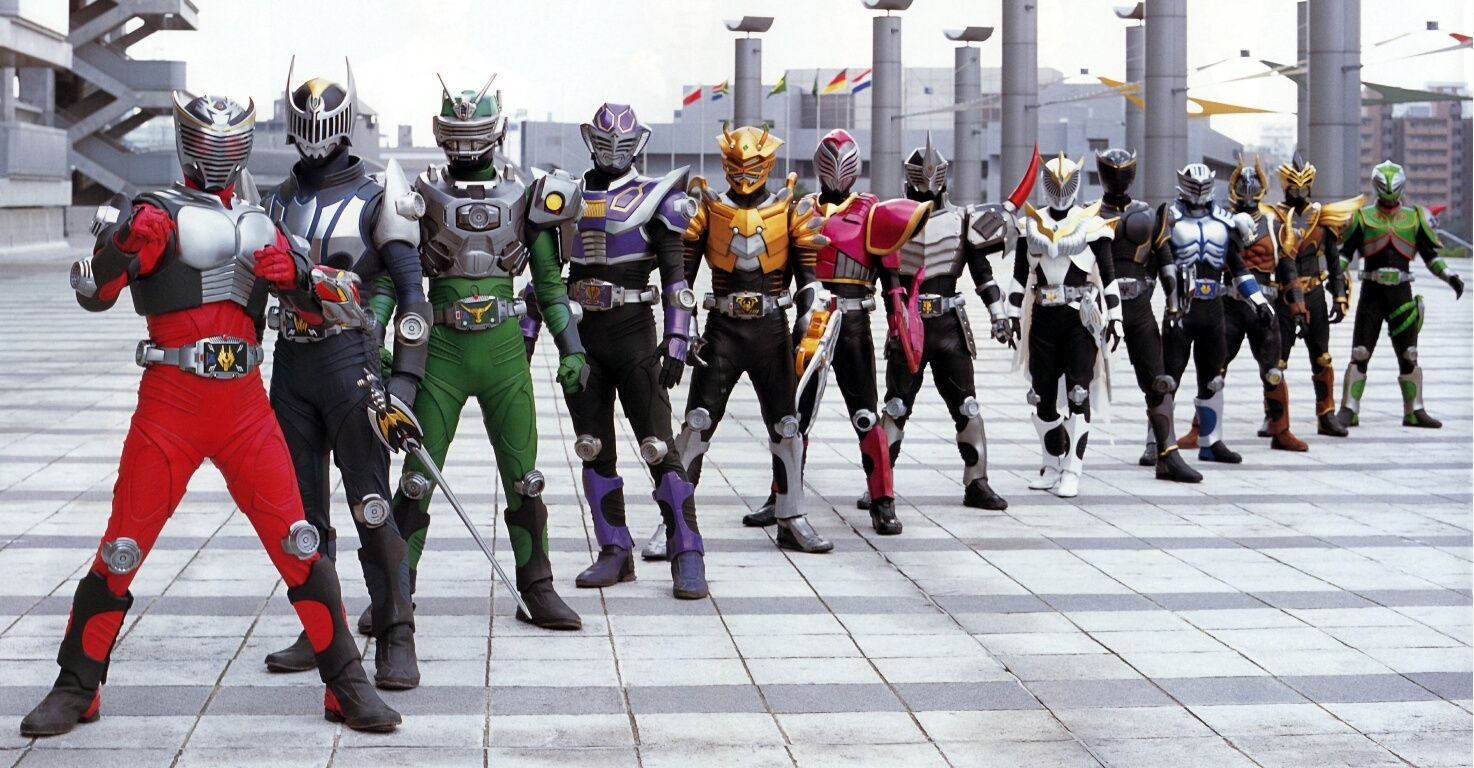 Image result for kamen rider ryuki