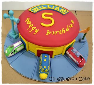 Olives Cake Chuggington Cake Cakes Pinterest Chuggington - Chuggington birthday cake