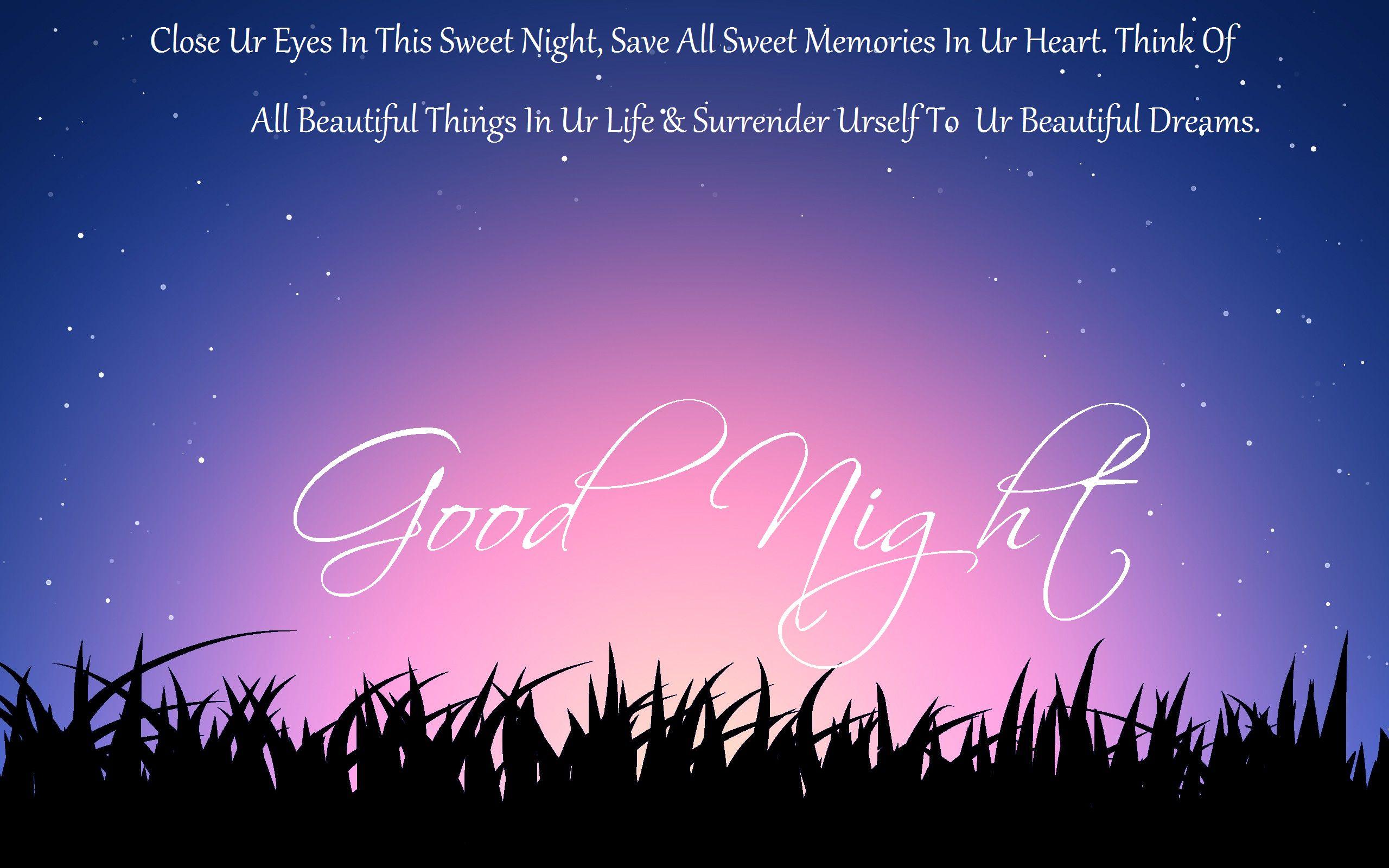 Good Night Quotes 1080p Wallpaper Good Night Wallpaper Cute Good Night Romantic Good Night Sweet dreams good night images hd 1080p