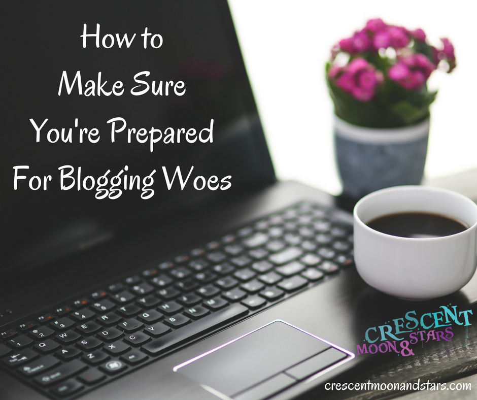 You're running a blog or if you're thinking of starting one, are you prepared…