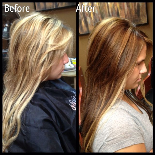Light To Medium Level 6 Warm Gold Overlay With Level 5 Gold Beige Lowlights Face Framing Highlights With Level 8 Dark Skin Blonde Hair Hair Spring Hair Color