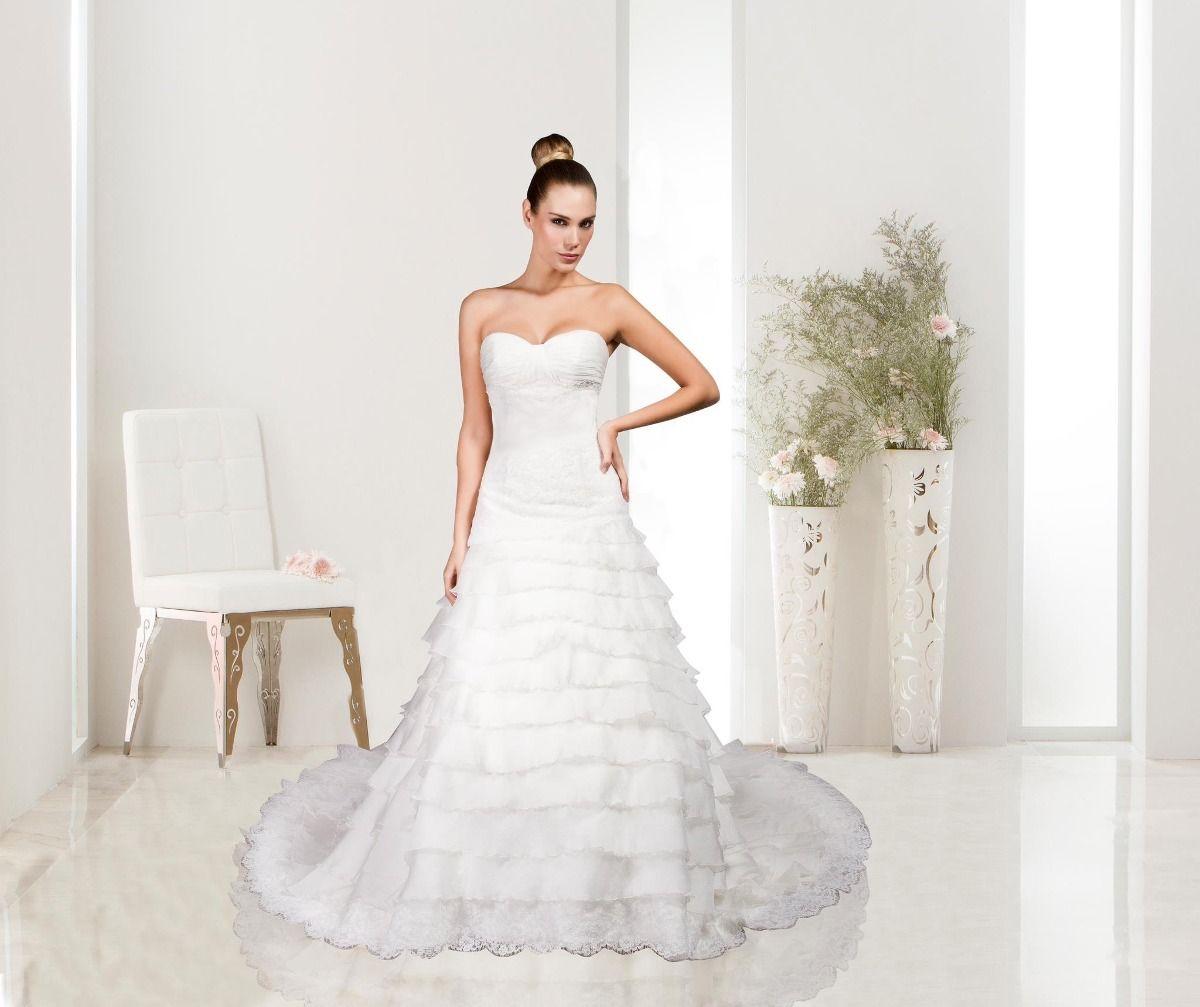 Nuevo vestido publicado! Novias de España - T4-6 ¡por sólo $6000 ...